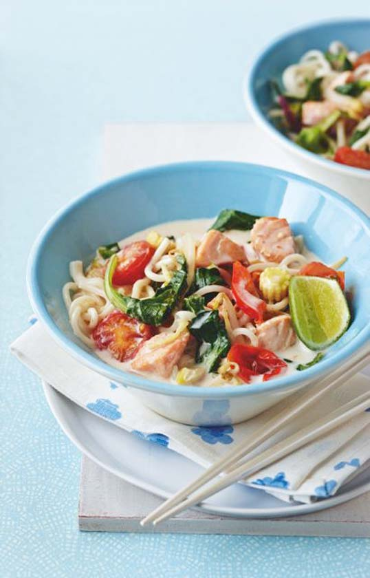 Asian-prawn-noodle-soup