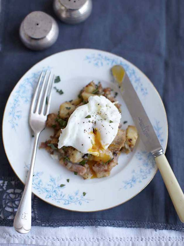 Caravan-Poached-Egg-Hash