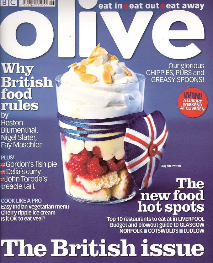 Olive mag trifle