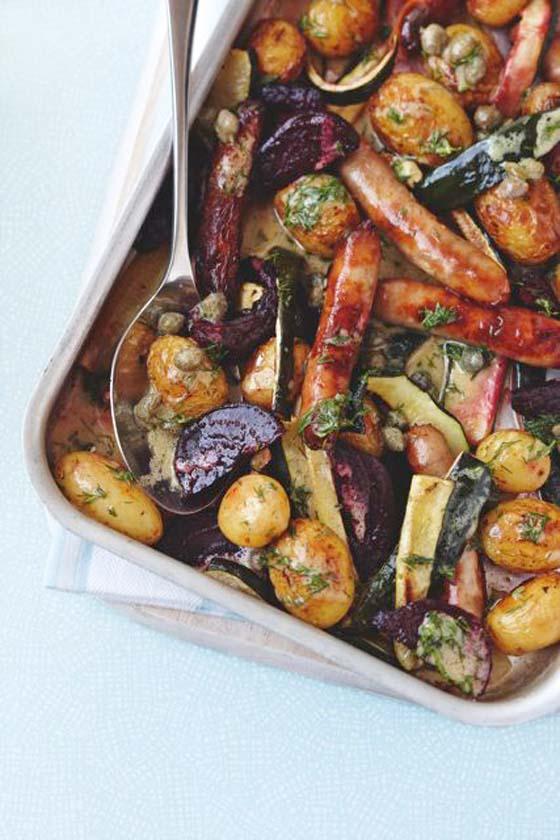 Olive-Sausage-bake
