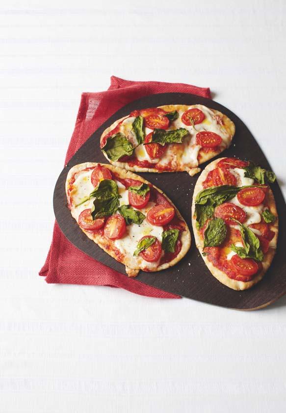 Olive-pizzettas