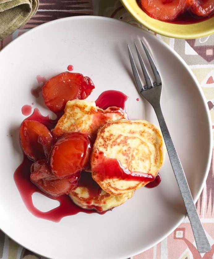 Stella-Diana-Henry-plum-pancakes